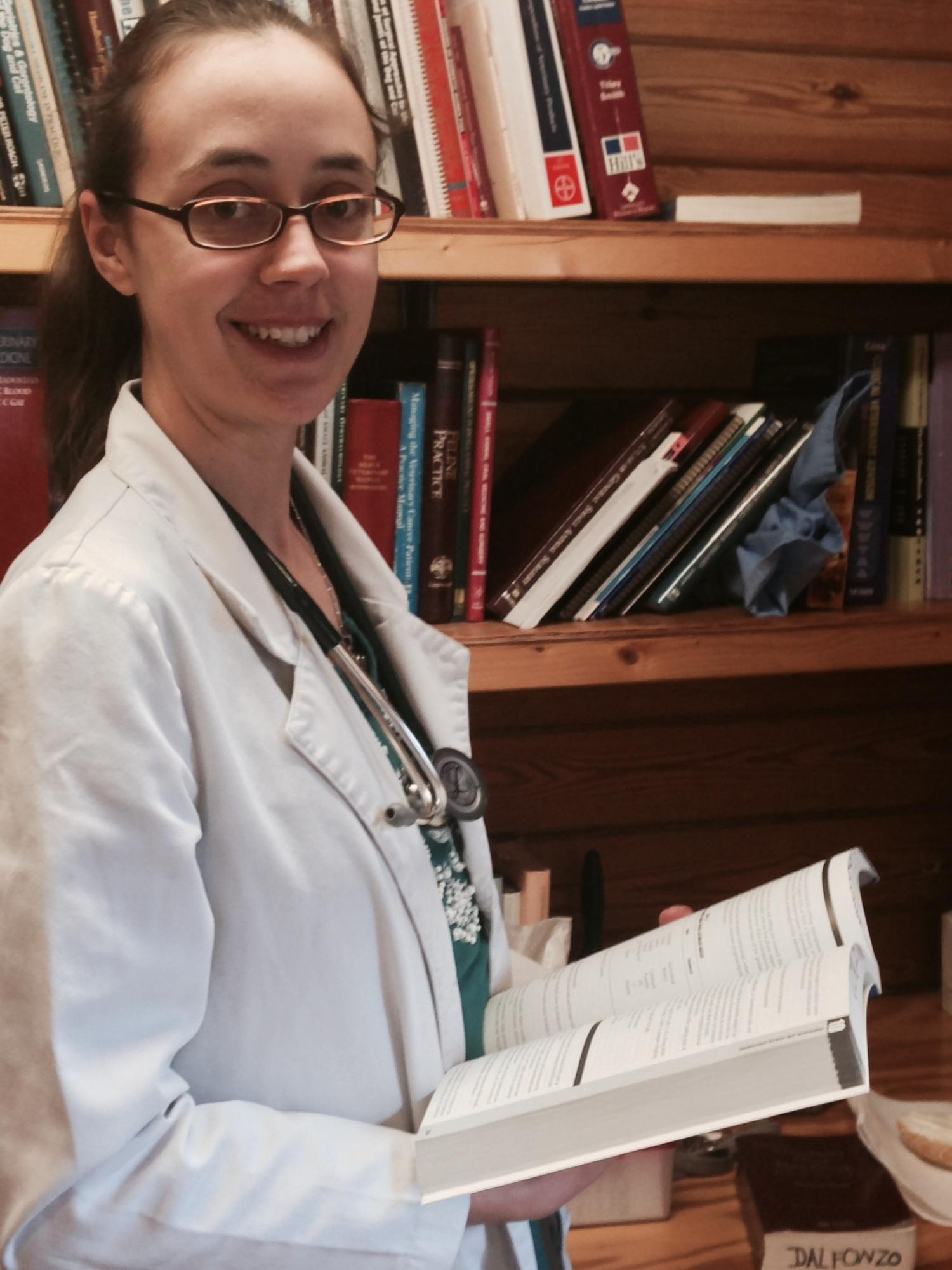 Dr.Devlyn D'Alfonzo is available for appointments Wednesday, Thursday and Friday.